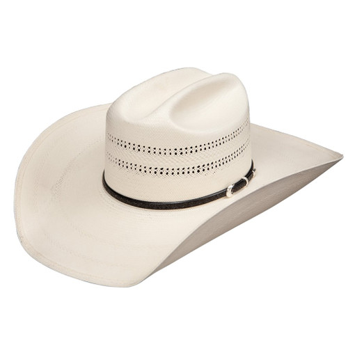 "STETSON SOUTH POINT 10X 4 1/2"" BRIM - HAT STRAWS   - SSSTPT-684481"