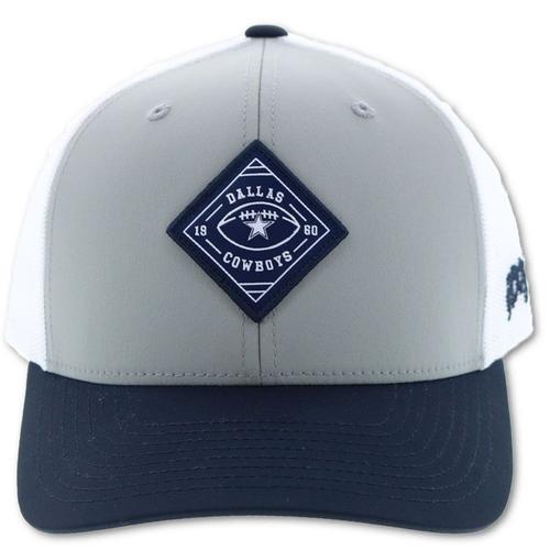 HOOEY HOOEY DALLAS DIAMOND PATCH - HATS CAP   - 7007T-GYWH