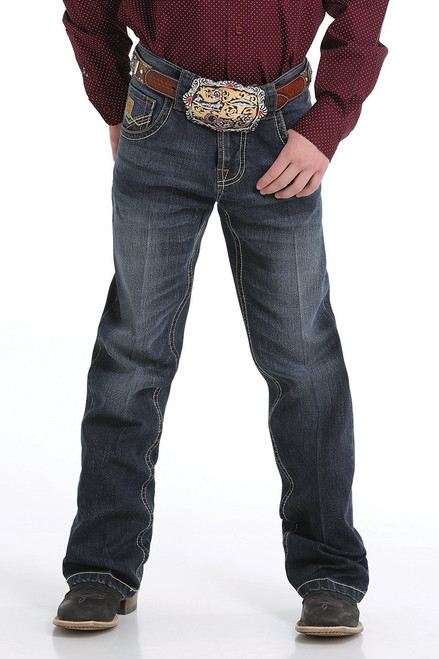CINCH RELAXED FIT - KIDS BOYS JEANS - MB16682003