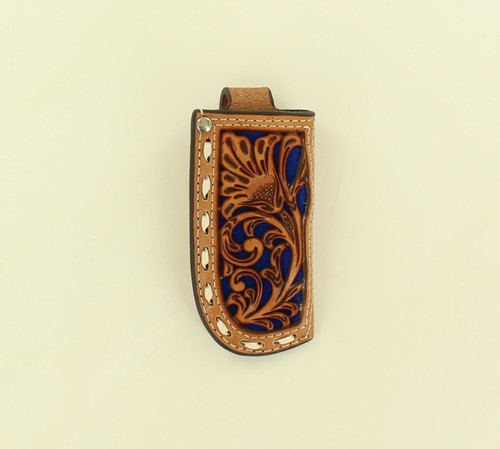 NOCONA TAN WITH BLUE KNIFE SHEATH - ACCESSORIES OTHER   - 1804827