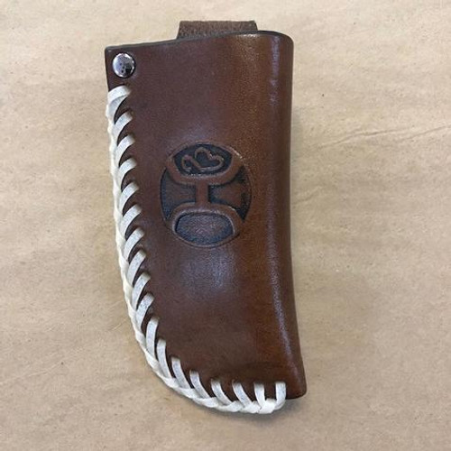 HOOEY WHIPSTICH BROWN KNIFE SHEATH - ACCESSORIES OTHER   - 1816537K2