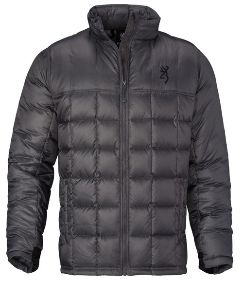 BROWNING WINDY MOUNTAIN DOWN BLACK - MENS JACKET   - 30499199