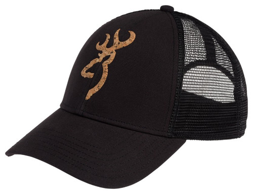 BROWNING LOW PRO CORK BLACK - HATS CAP   - 308608991