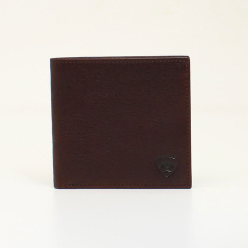 ARIAT LARGE BIFOLD BROWN - ACCESSORIES WALLET   - A35307283