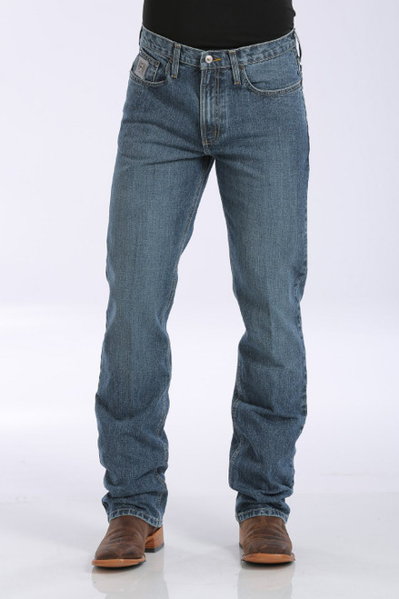 CINCH SILVER LABEL SLIM FIT MID RISE - MENS JEANS   - MB98034001