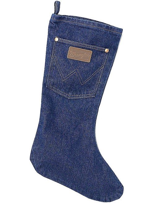 WRANGLER DENIM CHRISTMAS STOCKING - ACCESSORIES OTHER   - 1WRCHST