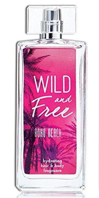 TRU FRANGRANCE WILD & FREE BOHO BEACH 3.4 OZ - FRAGRANCES     - 92699