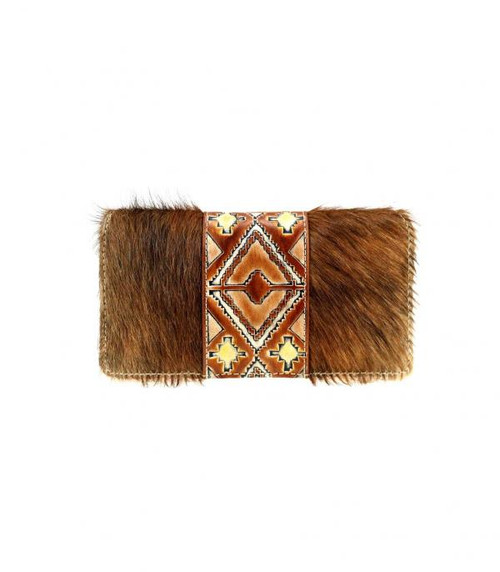 MONTANA WEST TR WALLET - ACCESSORIES WALLET   - TR97-W010BR