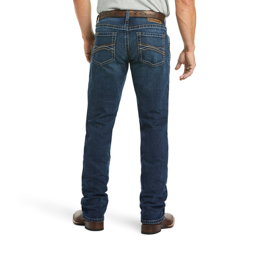 ARIAT M4 STRETCH MALONE STRA DENALI - MENS JEANS   - 10034633