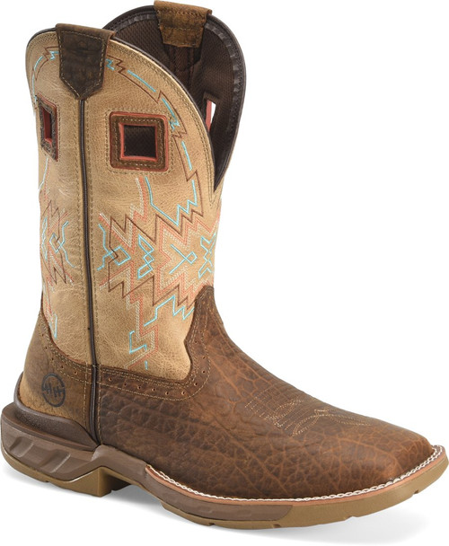 DOUBLE H CLEM WIDE SQUARE TOE - BOOT MENS WORK - DH5361