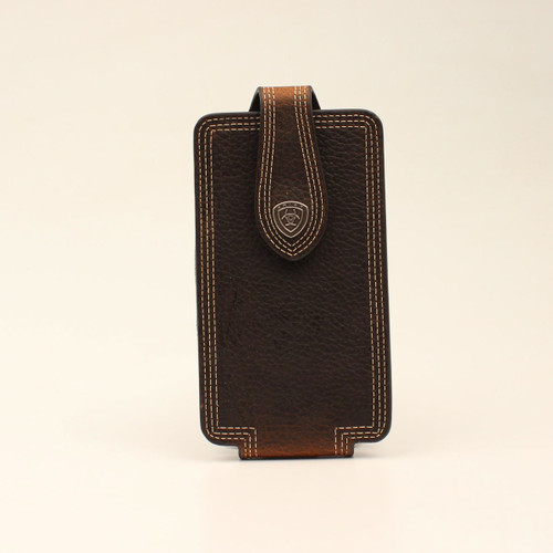ARIAT CELL CASE LARGE TRIPLE STITCHE - ACCESSORIES OTHER   - A0602244