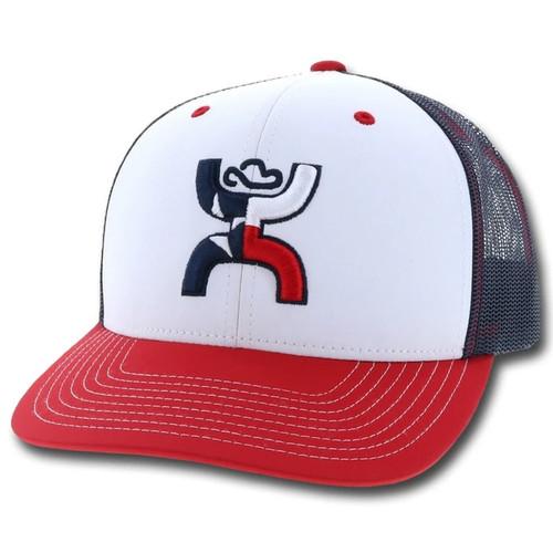 HOOEY   - HATS CAP   - 1909T-WHBL