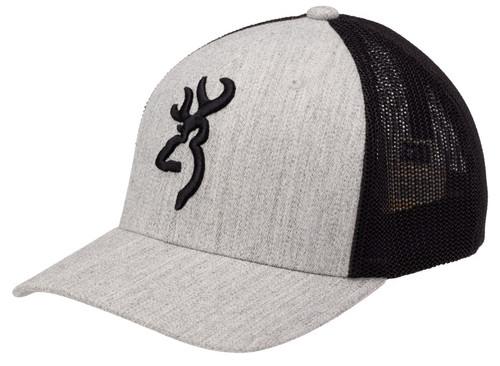 BROWNING COLSTRIP HEATHER FLEXFIT - HATS CAP   - 30870249