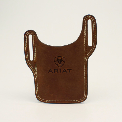 ARIAT CELL PHONE HOLSTER MED LOGO - ACCESSORIES OTHER   - A0603244