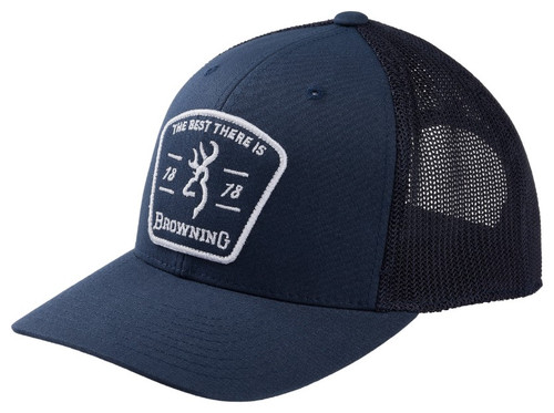 BROWNING RAIDER BLUE - HATS CAP   - 308065651