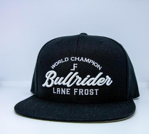 LANE FROST BULLRIDER  BLACK MESH - HATS CAP   - CAPTAIN