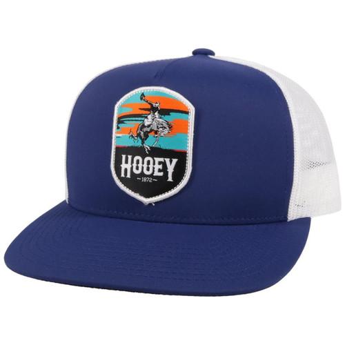 HOOEY CHEYENNE NAVY WHITE HAT - HATS CAP   - 2144T-NVWH