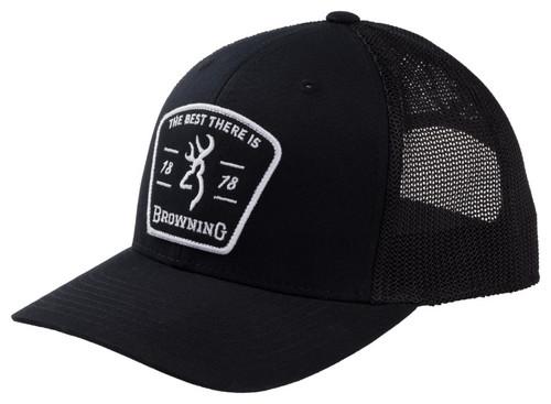 BROWNING RAIDER BLACK - HATS CAP   - 308065991