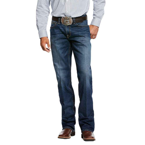 ARIAT M4  FOREST BOOT CUT - MENS JEANS   - 10032315