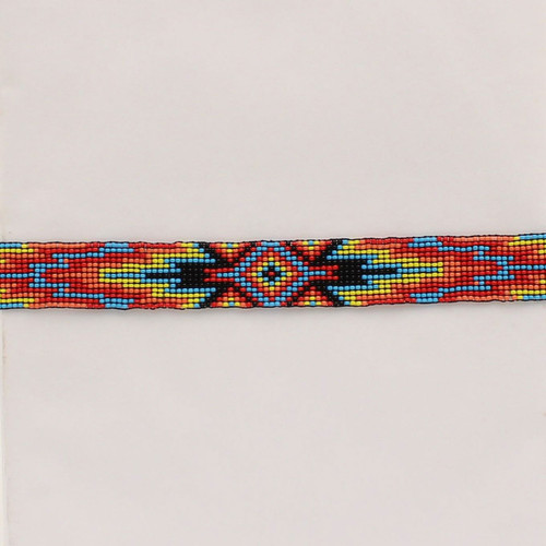 TWISTER BEADED STRETCH HATBAND - HATS ADD-ONS   - 0273597