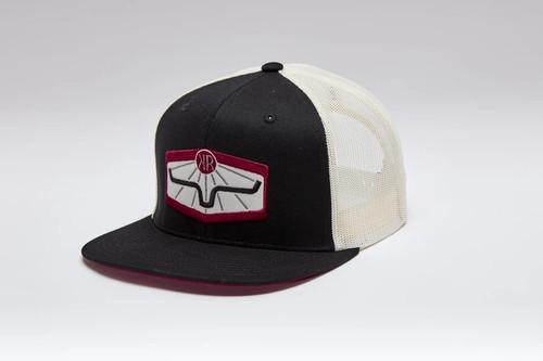 KIMES RANCH RAYS ORIGINAL BLACK - HATS CAP   - RAYS ORIGINAL BLACK