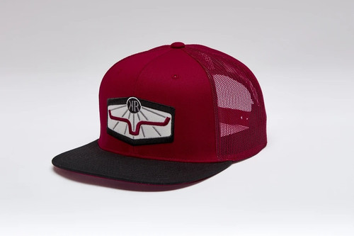 KIMES RANCH RAYS ORIGINAL RED - HATS CAP   - RAYS ORIGINAL RED