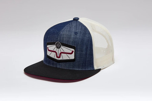KIMES RANCH RAYS ORIGINAL INDIGO - HATS CAP   - RAYS ORIGINAL INDIGO