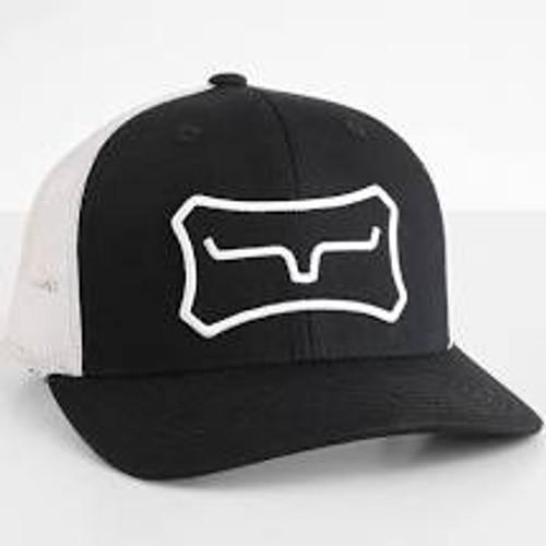 KIMES RANCH BONE YARD BLACK - HATS CAP   - BONE YARD BLACK