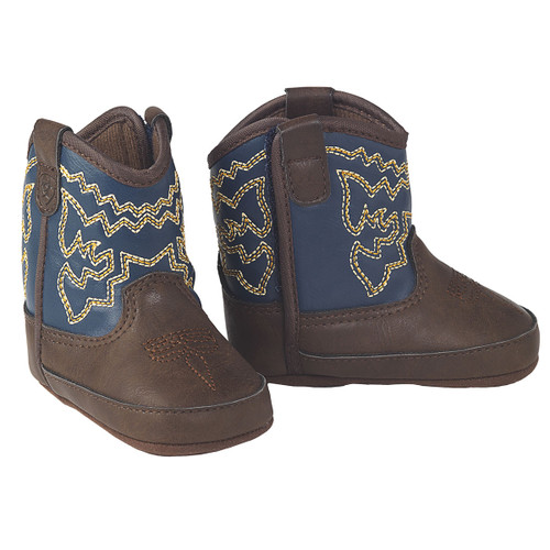 ARIAT DEADWOOD INFANT BOOTS BROWN - BOOT KIDS BOYS - A442001002