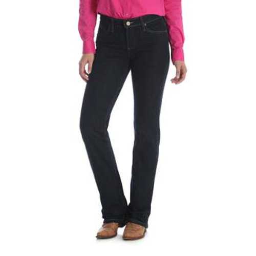 WRANGLER ULTIMATE RIDING JEAN Q-BABY - LADIES JEANS   - WRQ20DD