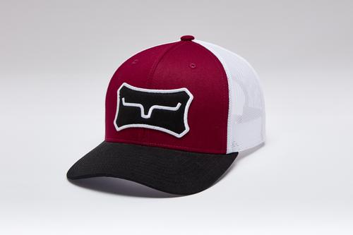 KIMES RANCH BONE YARD RED - HATS CAP   - BONE YARD RED