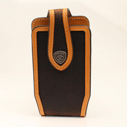 ARIAT ROWDY LEATHER CELL PHONE CASE - ACCESSORIES OTHER   - A06002305