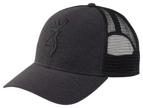 BROWNING CHILL BLACK MESH BUCK LOGO - HATS CAP   - 308655991