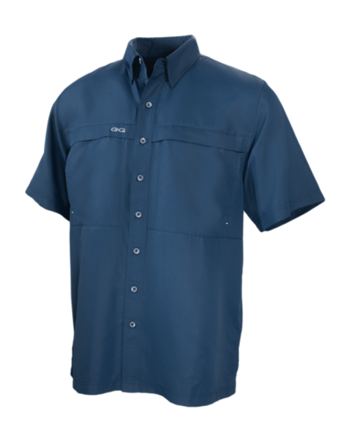 GAMEGUARD DEEP WATER MICROFIBER - MENS SHIRT   - 1023DPW
