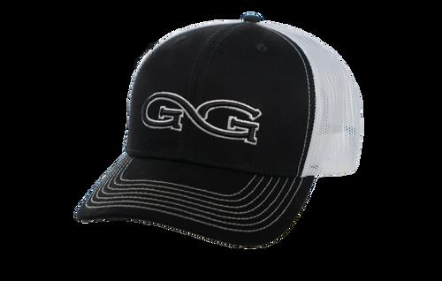 GAMEGUARD CAVIAR CAP WHITE MESH - HATS CAP   - 5115LCAV