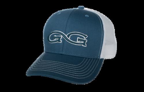 GAMEGUARD SLATE CAP WHITE MESH - HATS CAP   - 5115LSLT