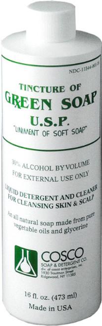 Green Soap - 16 oz