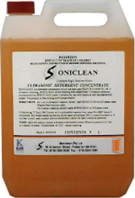 SoniClean Ultrasonic Bath Clean 5L