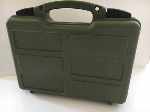 Kwadron Protective Machine Case - Army Green
