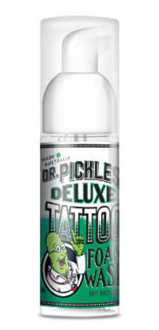 Dr Pickles Tattoo Foam Wash with Hemp Seed Oil