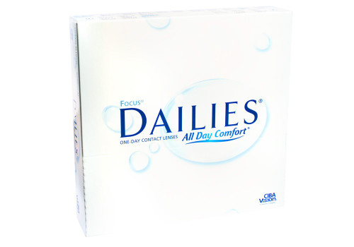 Dailies All Day Comfort - 90 Pack Front