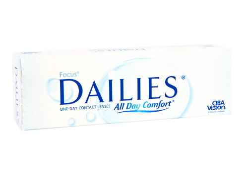 Dailies All Day Comfort - 30 Pack Front