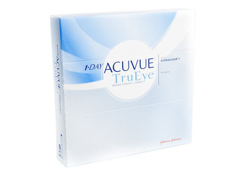 1 Day Acuvue Trueye 90 Pack Front