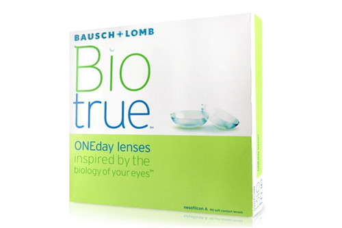 Biotrue ONEday - 90 Pack Front