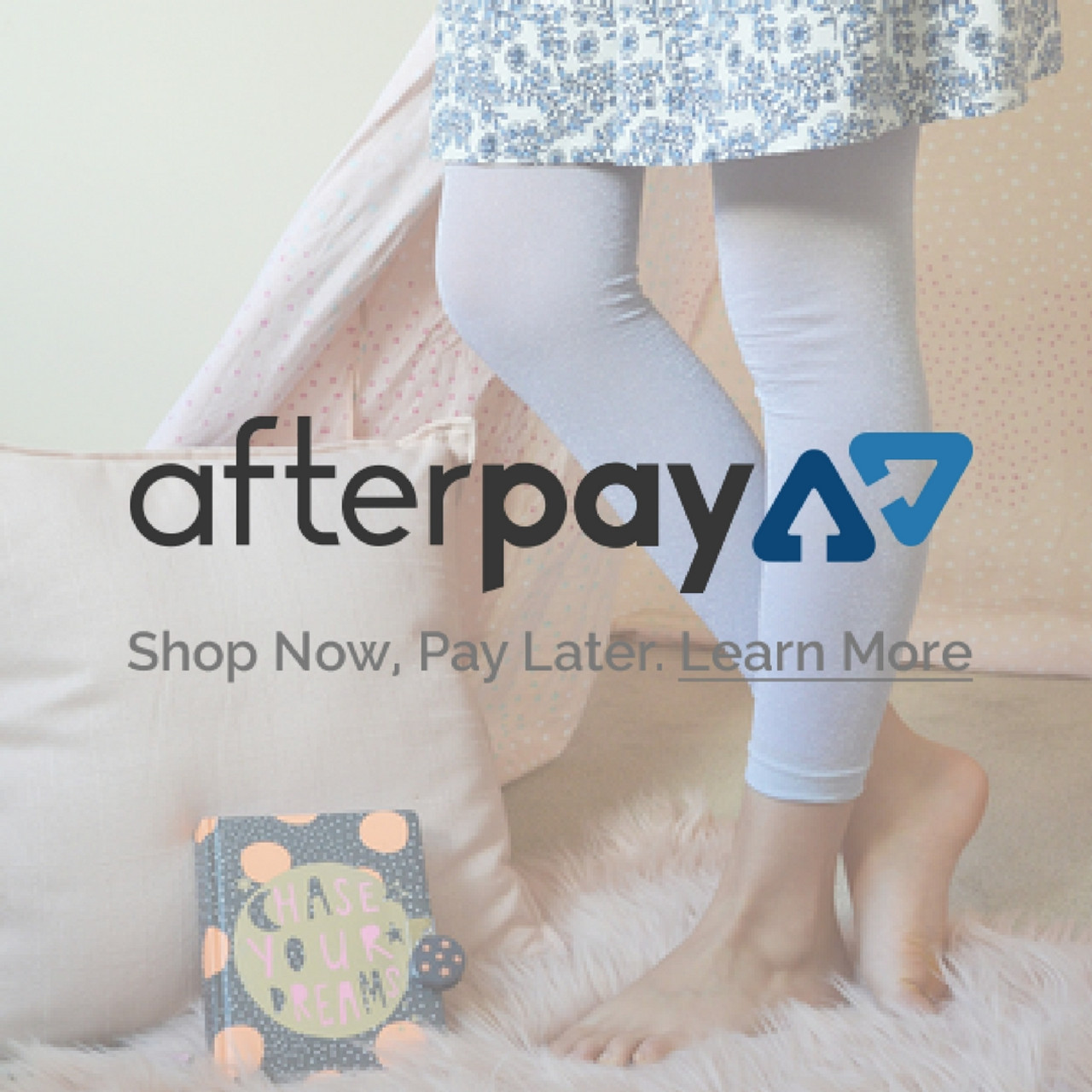 Guess who has partnered with AfterPay?
