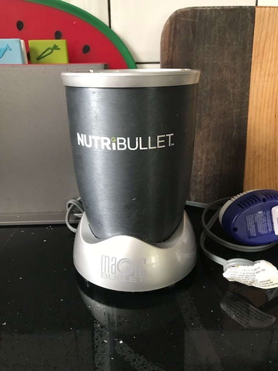 Mourning the loss of my NutriBullet