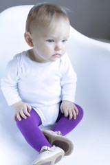 Pima Cotton tights baby tights