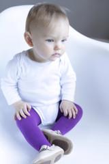 Pima Cotton tights baby tights