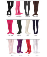 Updated colours of the Pima Cotton Tights.