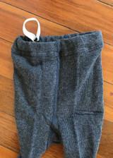Seamless Organic Cotton Tights - Adjustable Waist